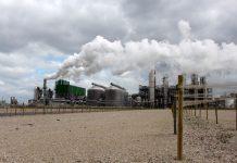 CO2 in het Rijnmondgebied