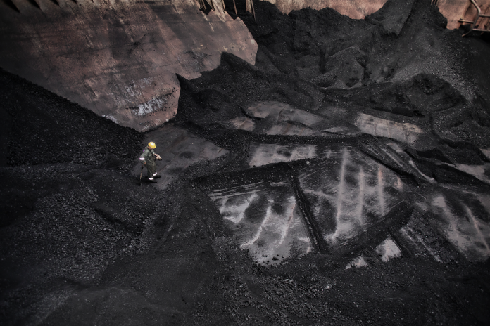 IJzererts en kolen
