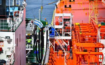 Hybride tanker