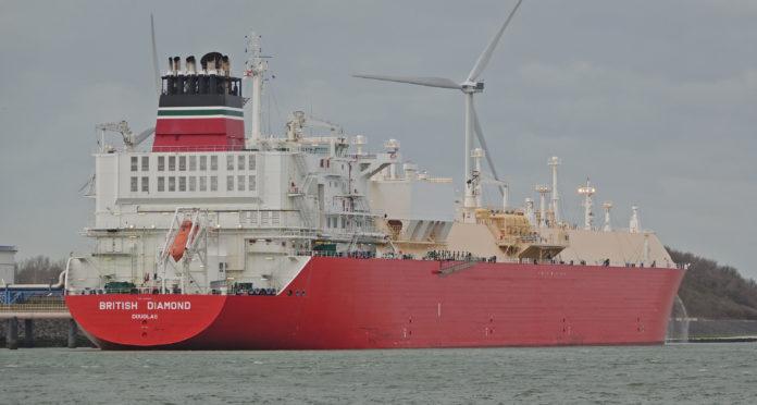 stillere scheepvaart