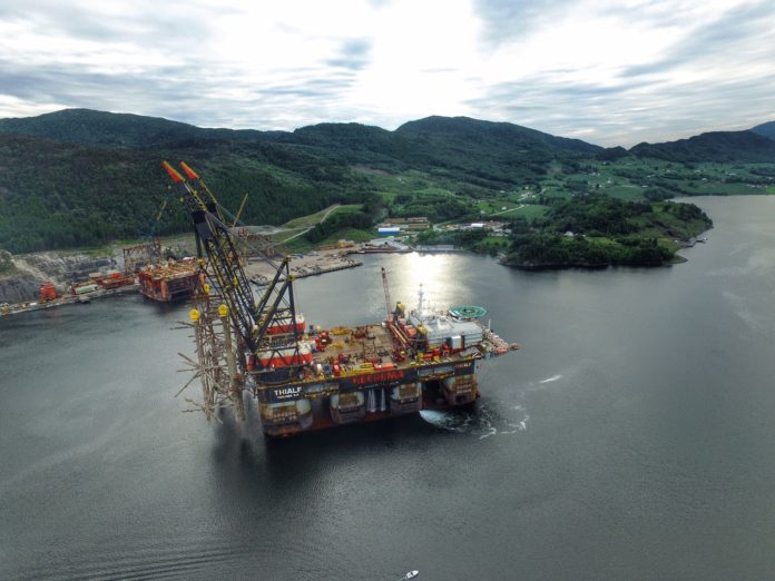 Offshore decommissioning