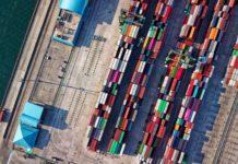 Gevaar in zeecontainers