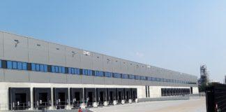 Nieuw warehouse
