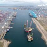 Overslag haven Rotterdam 2019
