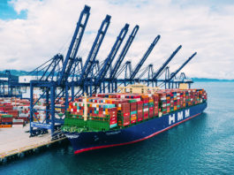 Containerreus