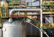 Petrochemische activiteiten