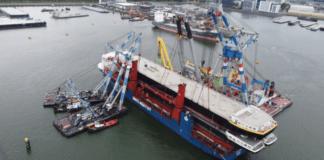 Bijzondere maritieme klus