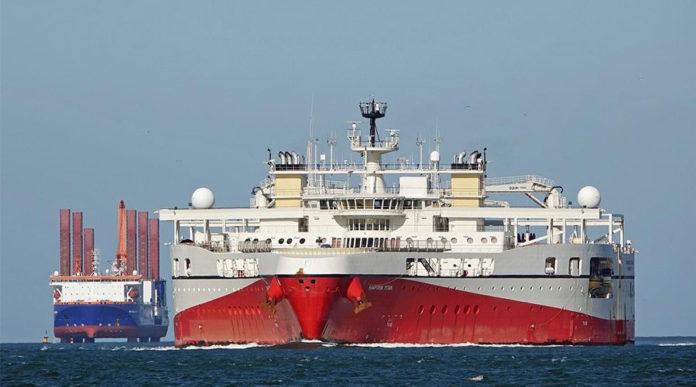 Breedste schip met één boeg