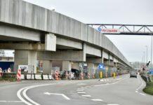Theemswegtracé-viaduct