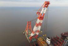 Retrofit LNG-containerschip