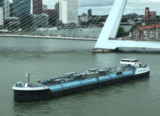 LNG-bunkerschip