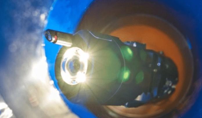 Inline inspectierobot