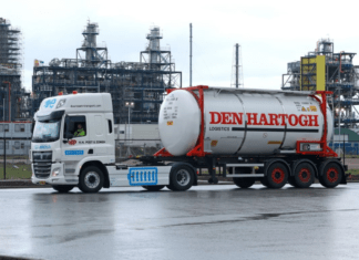 50-tons elektrische truck