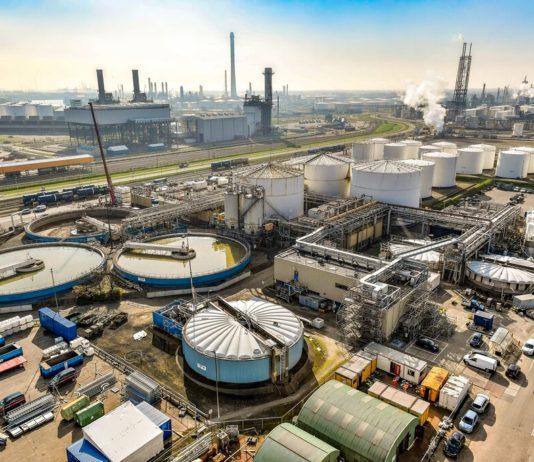 Biobrandstoffenfabriek