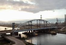 Tijdelijke Suurhoffbrug