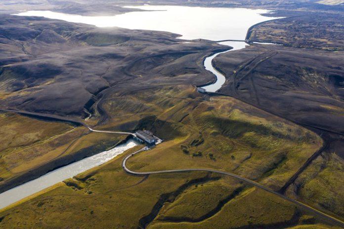 Groene IJslandse waterstof